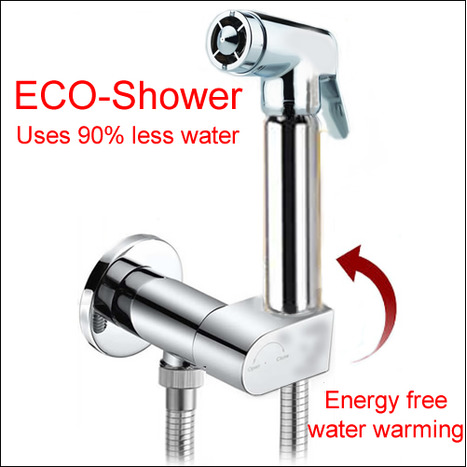 ATM5600: ECO Bidet shower and Auto prompt valve