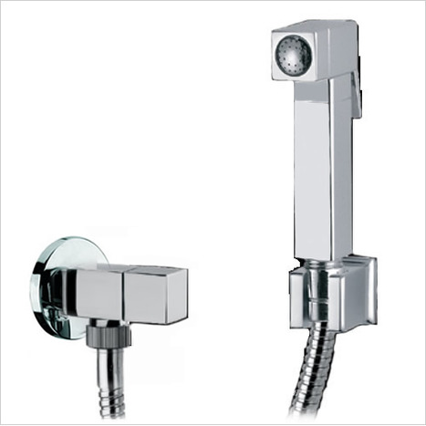 KIT1600: Thermostatic Pre-set Warm Water Bidet Shower Kit