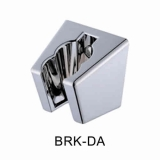 BRK-DA: Angular style shower wall bracket mount