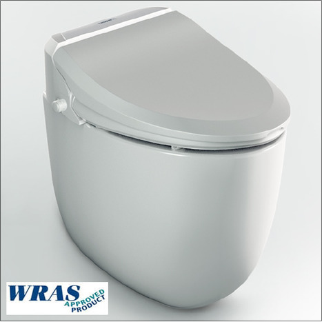 NIC-7035: Floor Standing Remote Controlled Shower Toilet